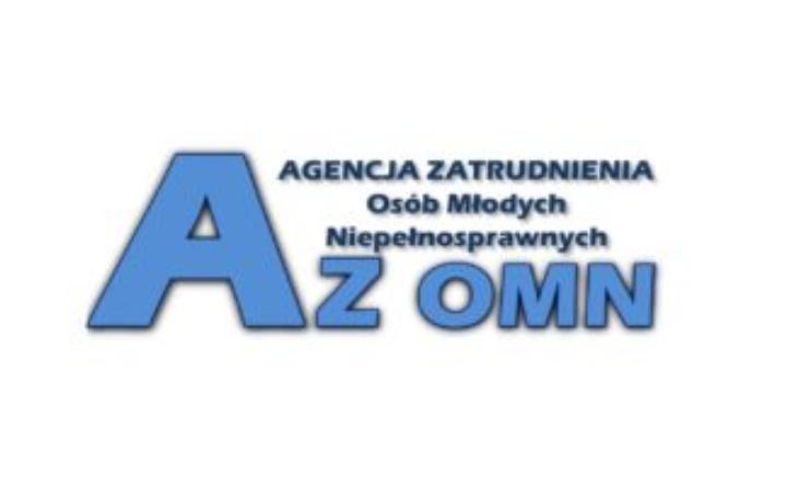 strona internetowa Agencja zatrudnienia osób młodych niepełnosprawnych